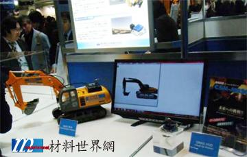 圖六、無人工程車操作平台計測實施例
