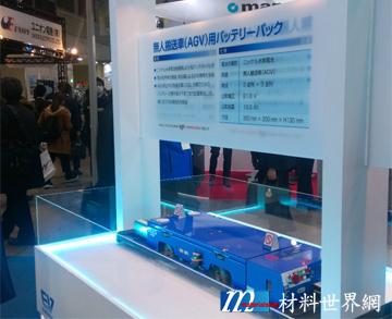 圖七、PEVE設計用於無人搬運車之HEV電池組