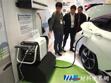 圖十三、以汽車當緊急備用電力供應來源的應用受到關注
