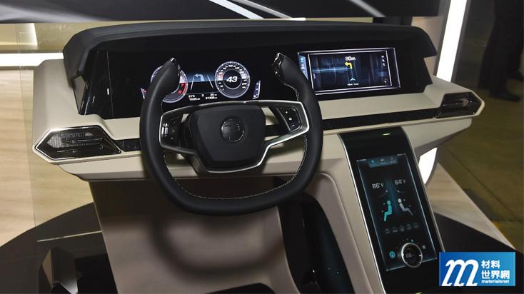 圖七、康寧利用冷彎技術開發車用玻璃,具高良率特性