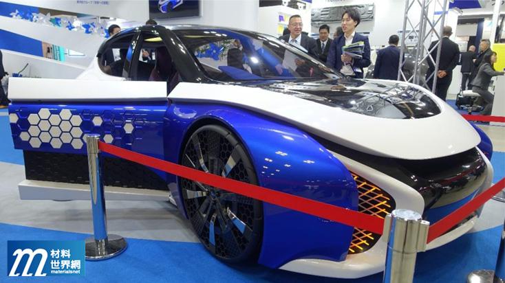 圖三十一、「TOYOBO Concept Car」