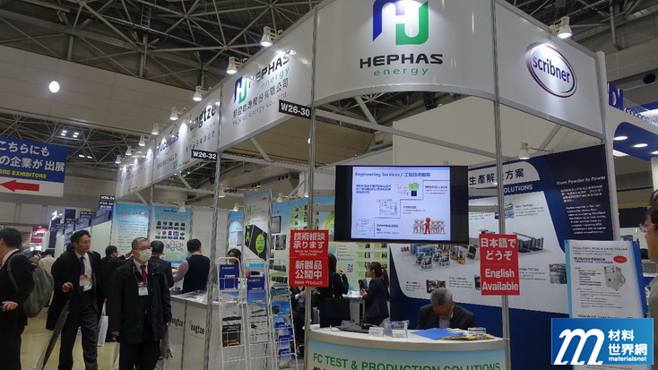 圖廿五、台灣燃料電池夥伴聯盟於2019年FC EXPO的台灣館專區
