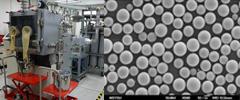 粉末篩分與粒徑分布調控技術