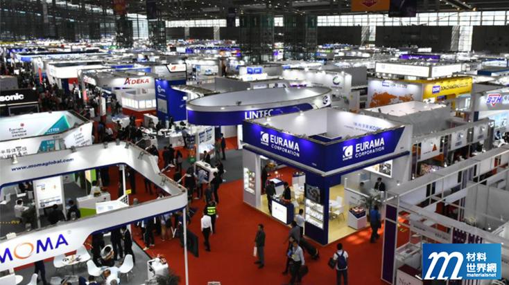 圖二、2018深圳國際全觸與顯示展,產業鏈上下游全員到齊,為業界年度盛事
